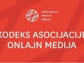 Kodeks Asocijacije onlajn medija